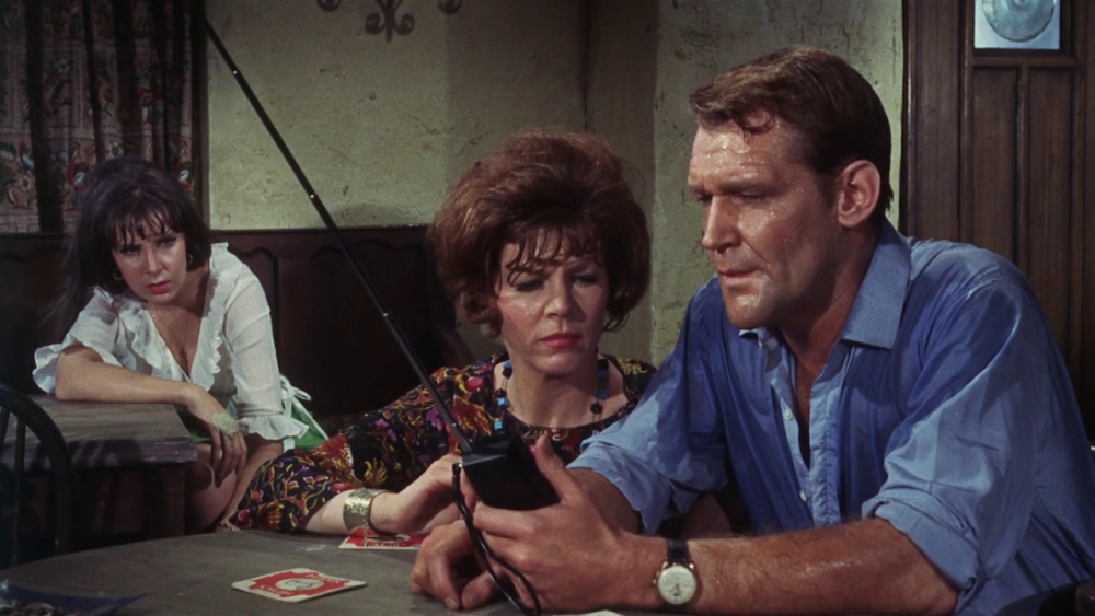 La Nuit De La Grande Chaleur (1967)
