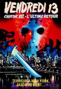 Vendredi 13 - Chapitre 8 : L'Ultime Retour (1989/de Rob Hedden)