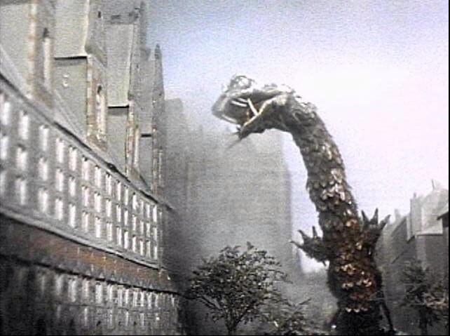 Reptilicus - Le Monstre Des Mers (1961)