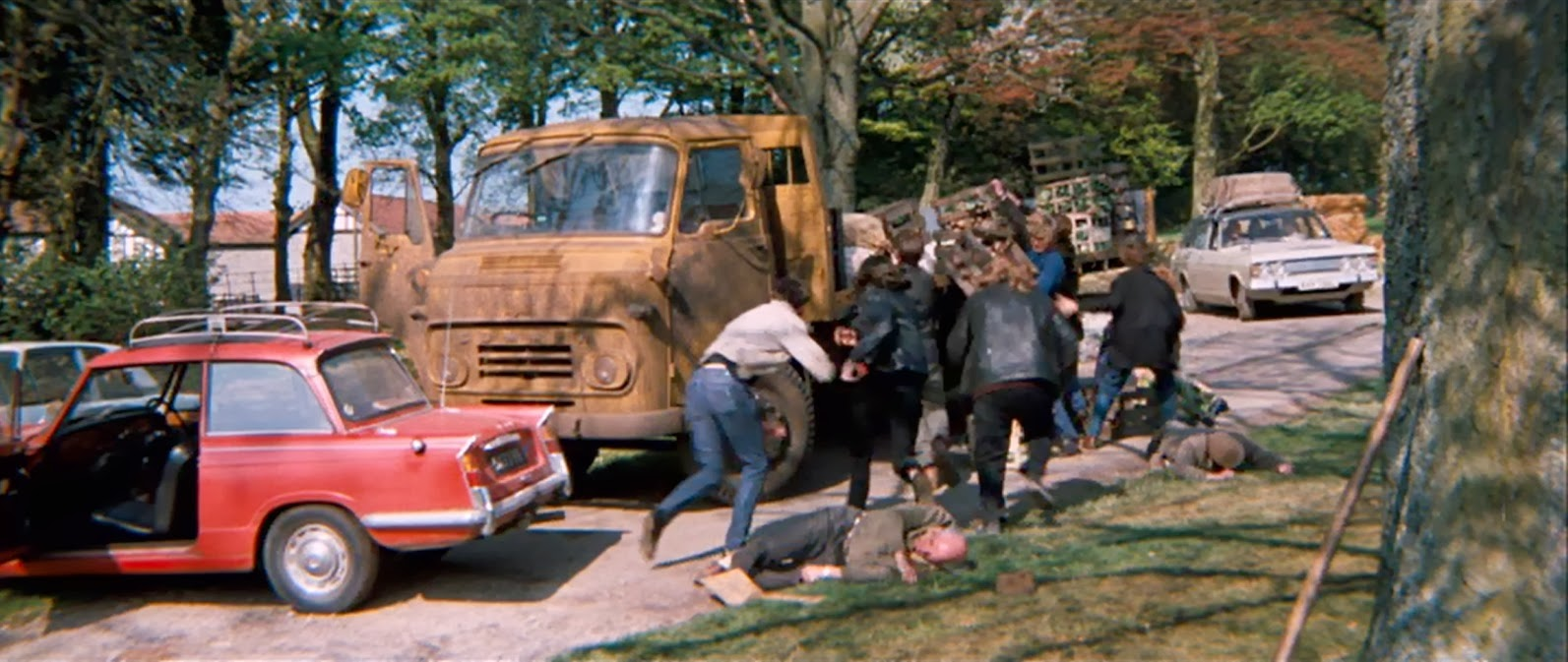 Terre Brûlée (1970)