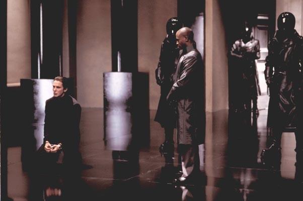 Equilibrium de Kurt Wimmer - 2002 / Anticipation - Science-Fiction
