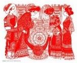 Le fil rouge du destin - Mythes & légendes urbaines