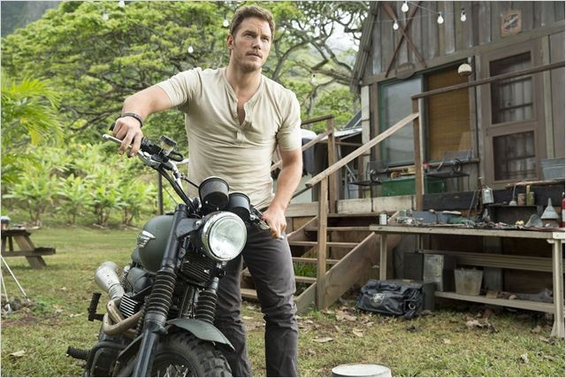 Jurassic World de Colin Trevorrow - 2015