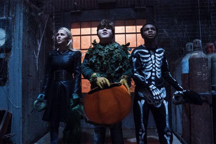 Chair De Poule 2 - Les Fantômes d'Halloween (2018)