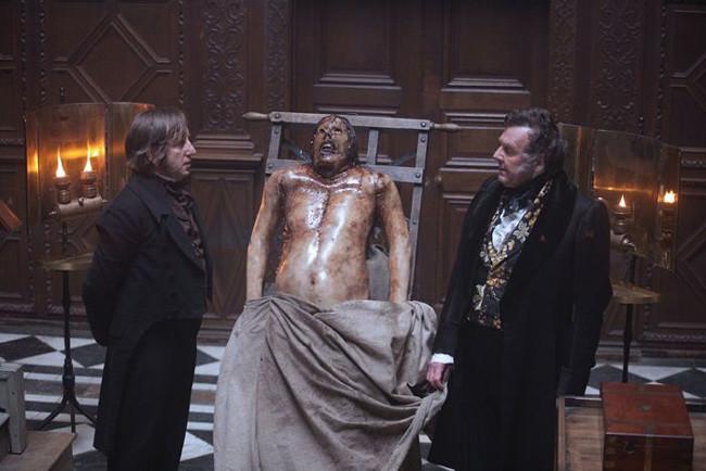 Cadavres à La Pelle de John Landis - 2010