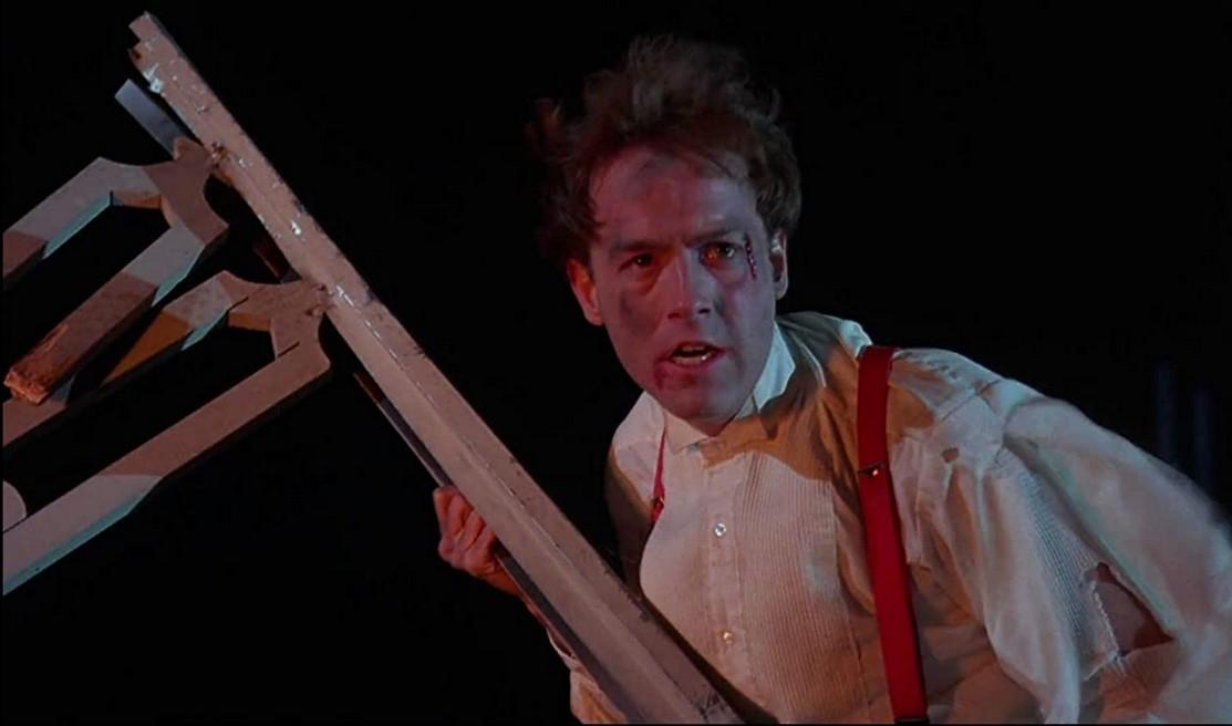 Mort Sur Le Gril (1985)