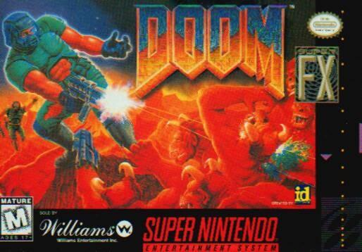 Dossier Nostalgie Horreur : DOOM jeu-vidéo
