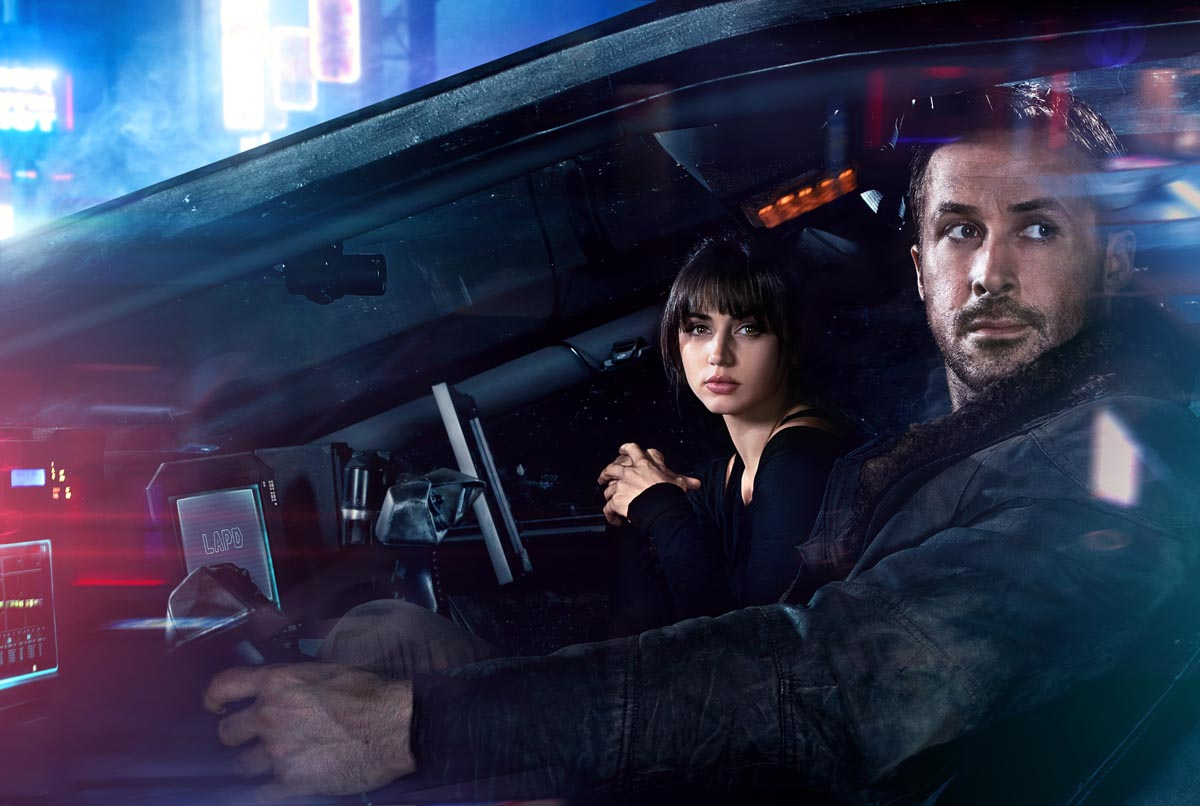 Blade Runner 2049 de Denis Villeneuve - 2017 / Science-Fiction