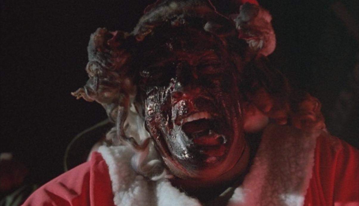 Don't Open Till Christmas de Edmund Purdom - 1984 / Slasher - Horreur