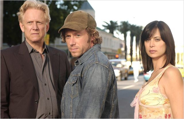 Triangle - Mini série TV fantastique - 2005