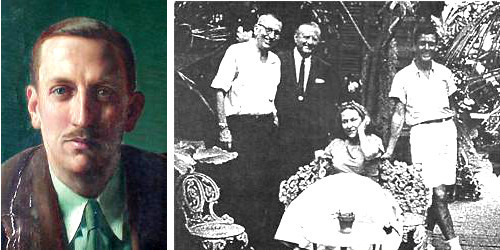 photo de la famille de Robert Eugene Otto - La Poupée Robert