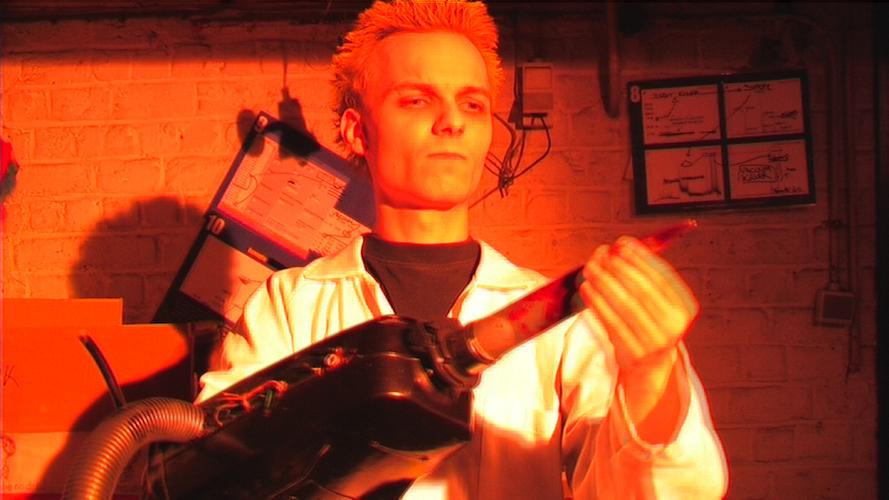 Vacuum Killer (2006)