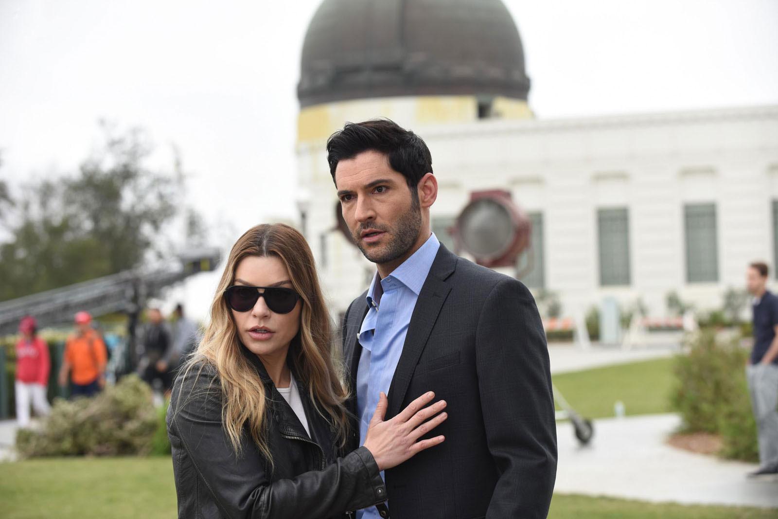 Lucifer - Saison 3 (2017)