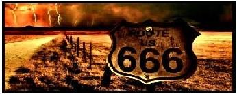 LA ROUTE 666 /mythes & légendes urbaines