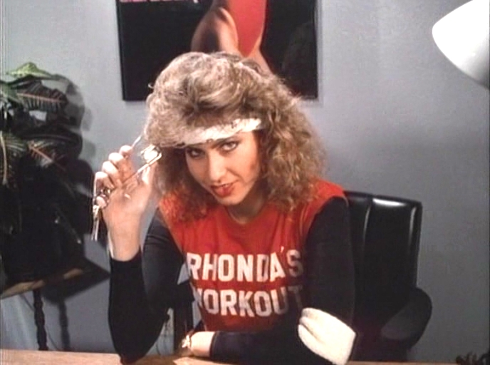 Aerobic Killer (1987)