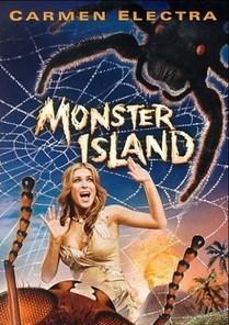 L'île Des Insectes Mutants - Monster Island