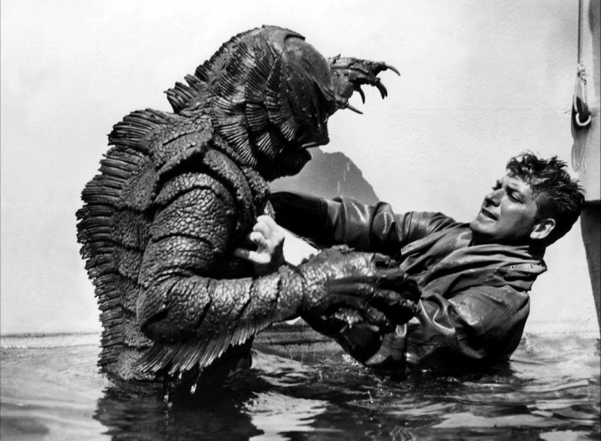 La Revanche De La Créature (1955)