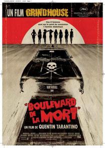Boulevard De La Mort (2007/de Quentin Tarantino)