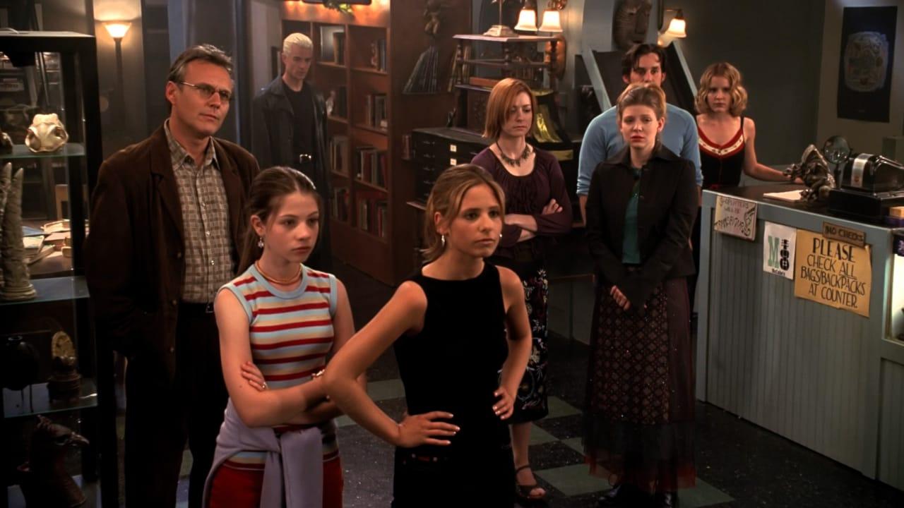 Buffy Contre Les Vampires - Saison 5