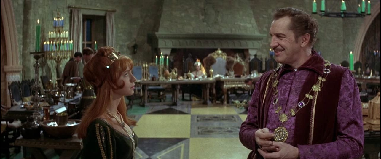 Le Masque De La Mort Rouge (1964)