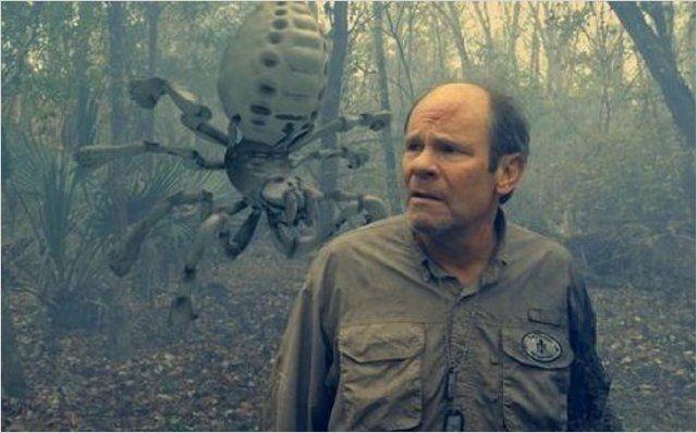 Arachnoquake de Griff Furst - 2012