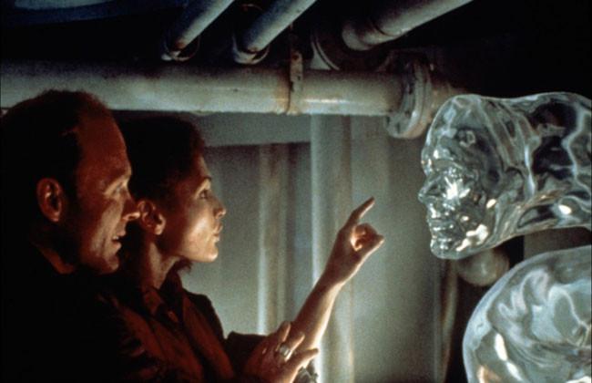 Abyss de James Cameron - 1988