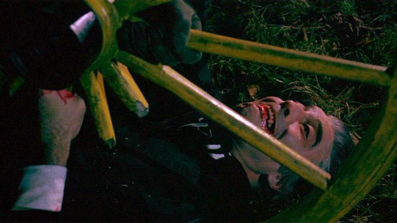 Dracula 73 de Alan Gibson - 1972 / Horreur