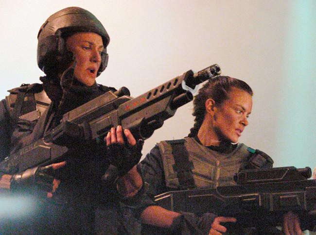 Starship Troopers 2 - Héros De La Fédération (2004)
