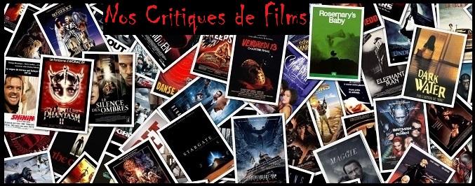 Nos Critiques de Films