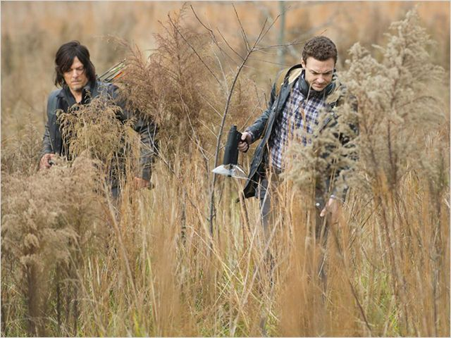 The Walking Dead - Saison 5 (2014)