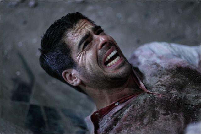 Aftershock - L'Enfer Sur Terre de Nicolas Lopez - 2013