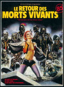 Le Retour Des Morts-Vivants (1985)