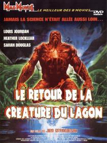 Le Retour De La Créature Du Lagon