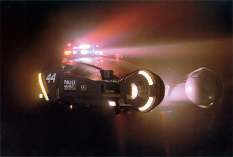 Blade Runner de Ridley Scott  - 1982
