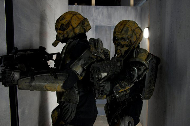 Alien Armageddon de Neil Johnson - 2011
