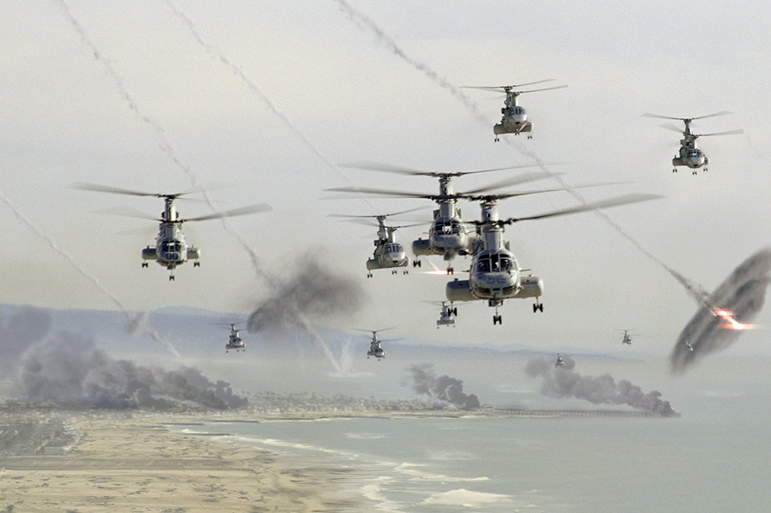 World Invasion - Battle Los Angeles (2011)