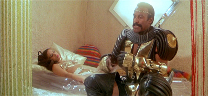 Les Nouveaux Barbares de Enzo G. Castellari - 1983 / Anticipation - Science-Fiction