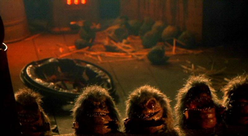 Critters 2 de Mick Garris - 1988 / Fantastique - Horreur