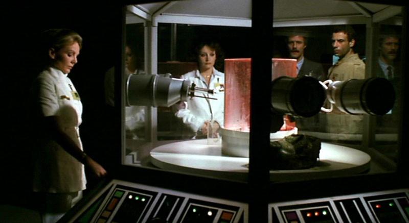 Contamination de Luigi Cozzi - 1980 / Science-Fiction - Horreur