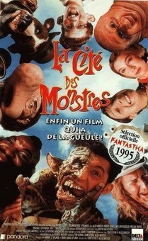 La Cité Des Monstres