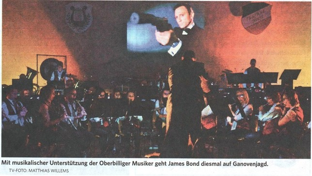 "2013 - Konzert ""Movie Stars"" in Wasserliesch"