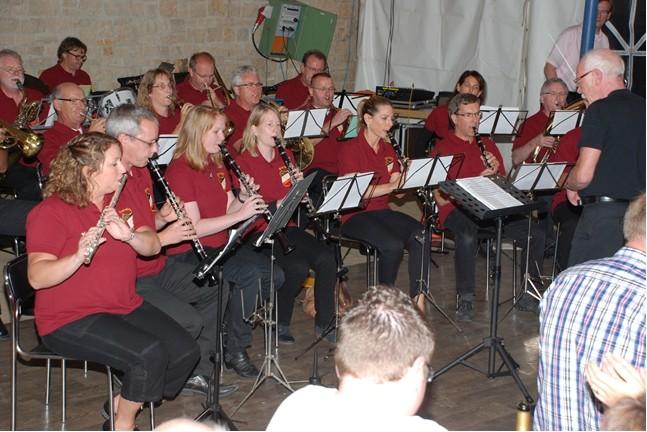 2012 - Konzert des Ehemaligenorchesters