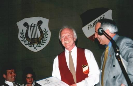 1999 - Eine Ära geht zu Ende