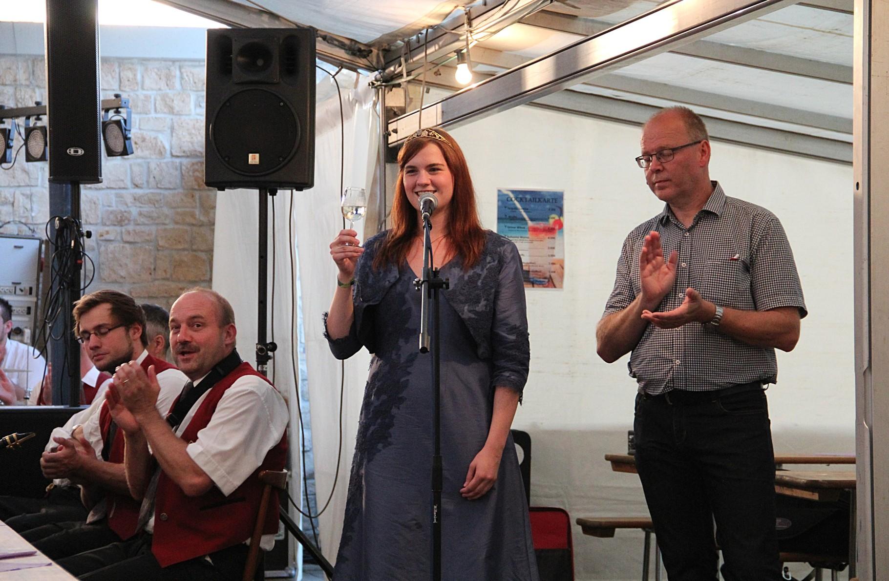 Saar-Obermosel Weinkönigin Sarah Schmitt