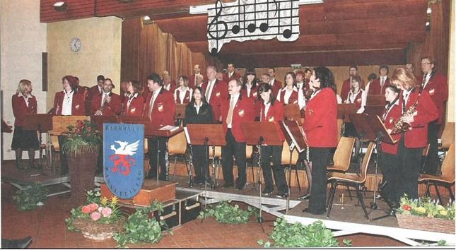 """2008 - """"Billig in Concert"""" im Kulturzentrum Wasserbillig"""