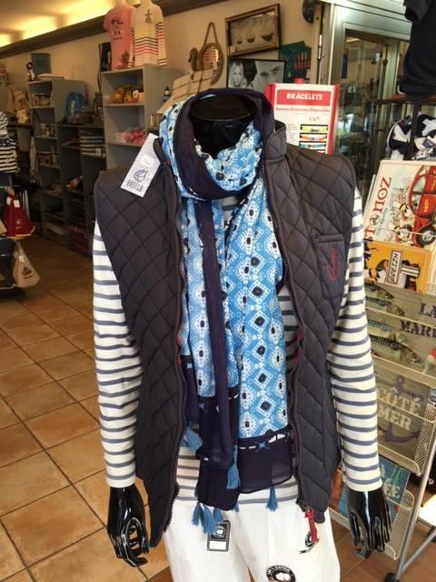 Textile - Une Journée à la Mer