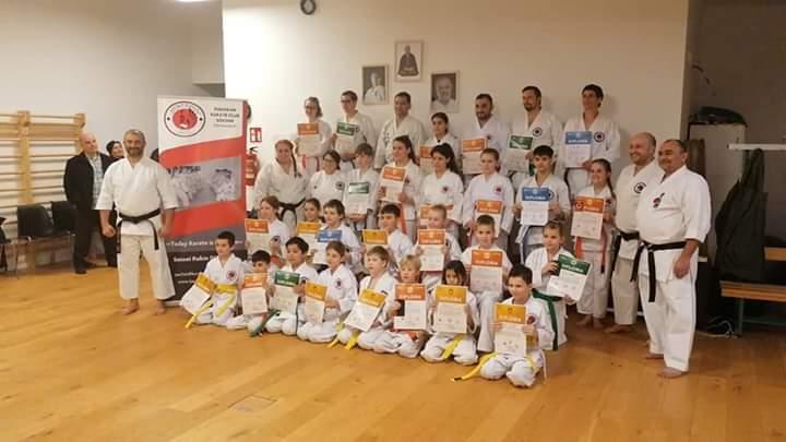 Unser Fudokan Karate Team in Wien Umgebung - Gänserndorf