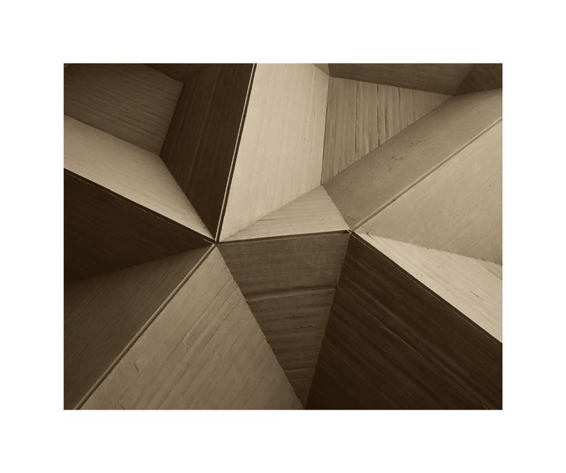 Luisa Lambri, Untitled (Teatro Regio, #05), 2007, laserchrome print, 40 x 48 cm, edition of 5