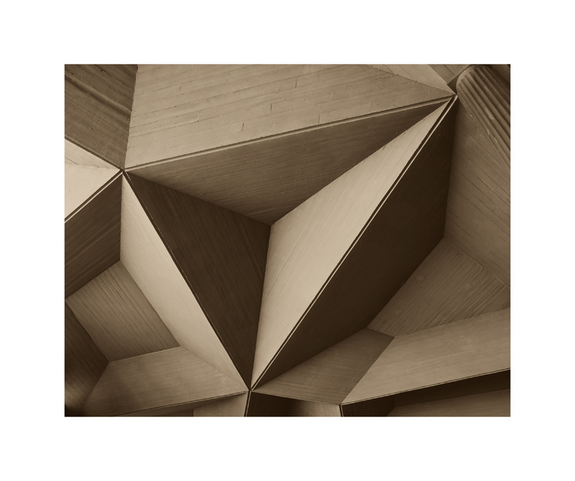 Luisa Lambri, Untitled (Teatro Regio, #07), 2007, laserchrome print, 40 x 48 cm, edition of 5