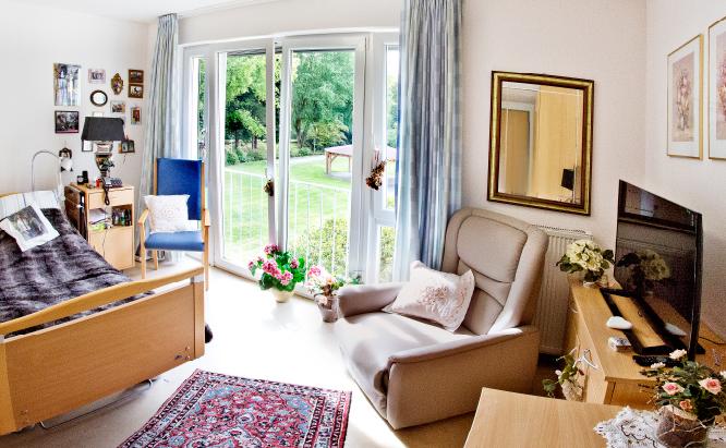 Ganz privat: individuell gestaltete Zimmer